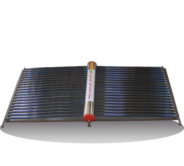 آبگرمکن خورشیدی پروانه ای